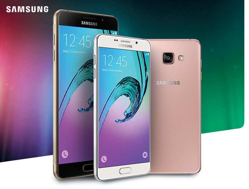 Get MYR200 off a Samsung Galaxy A5 or A7 2016 with Samsung Galaxy Life