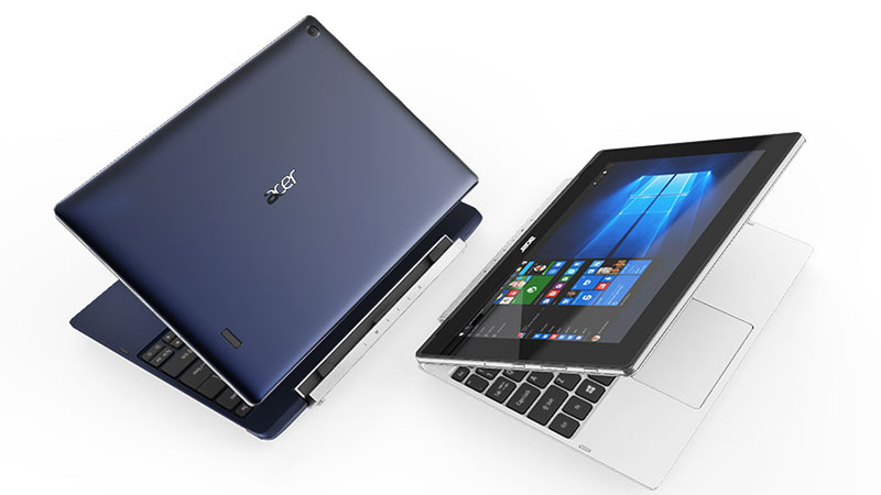 Acer releases Switch V 10 and Switch One 10 budget 2-in-1 notebooks