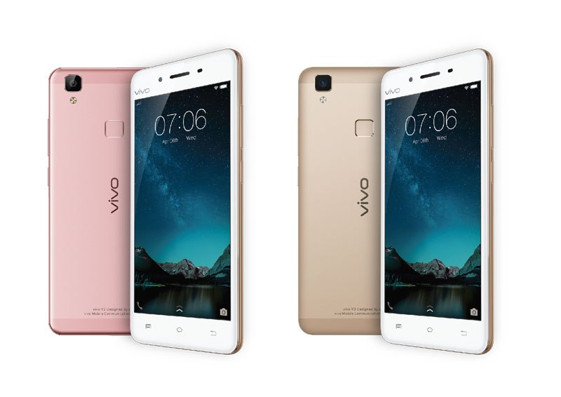Vivo V3 Rose Gold now available in limited numbers