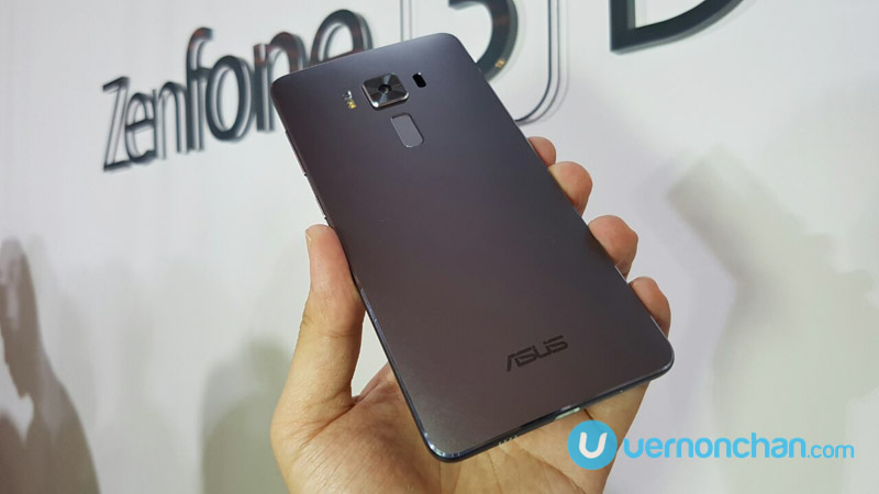 ASUS ZenFone 3 series is all out to please
