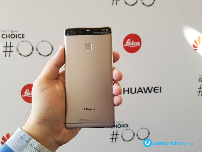 Win the Mate 8 at the Huawei P9 roadshow