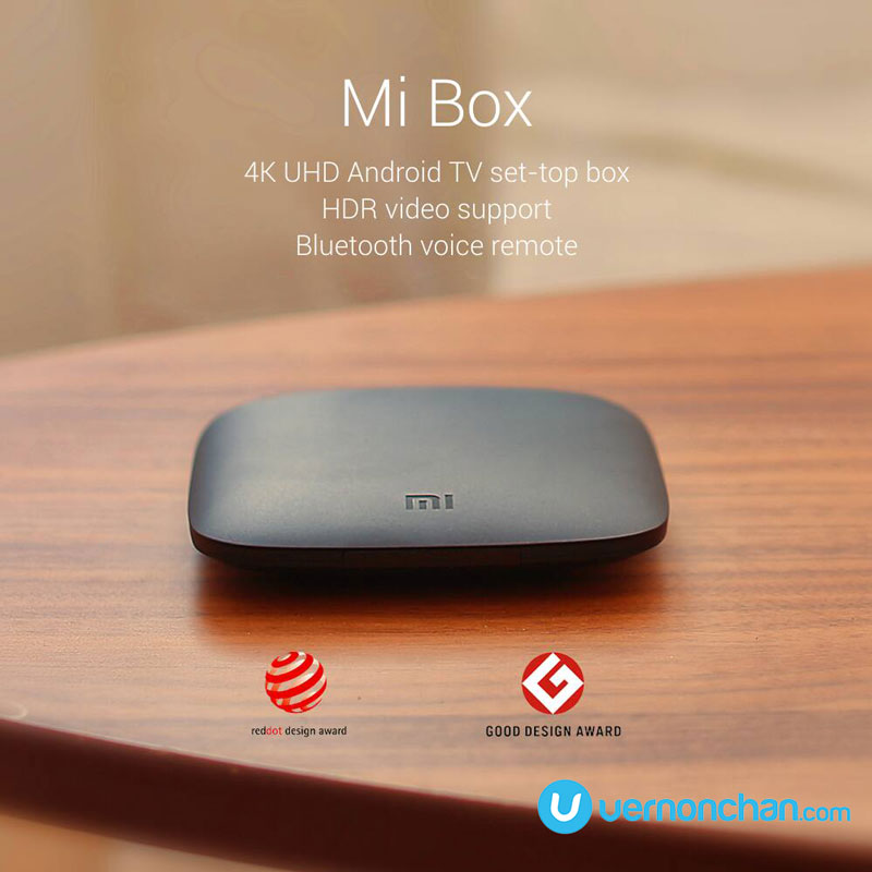 Xiaomi's new 4K Mi Box powered by Android TV is hitting the US soon