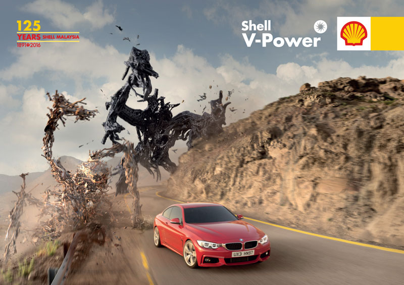 Latest Shell V-Power campaign focuses on ultimate engine protection
