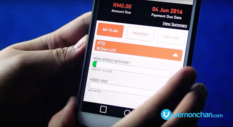 [Video] U Mobile Video-Onz: Best for people who video binge
