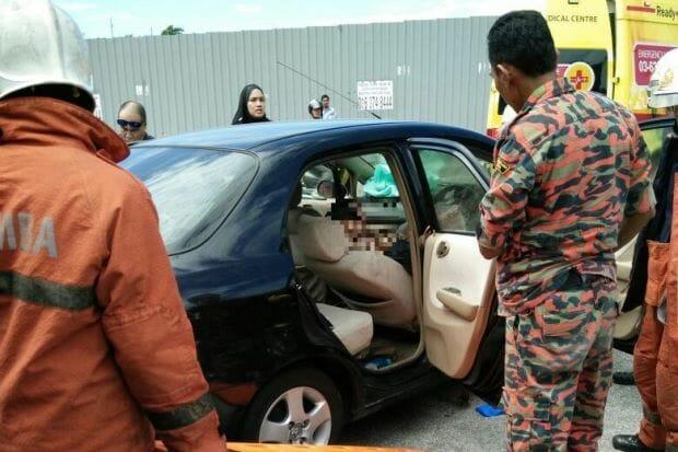 Mum killed in Takata airbag mishap