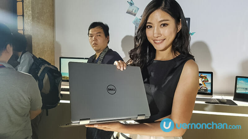 Dell Inspiron 7000 goes big: World's first 17-in 2-in-1 notebook