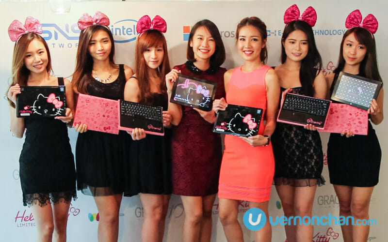 Hello Kitty Grace 10 Light is the purr-fect 2-in-1 notebook for less than MYR1,000