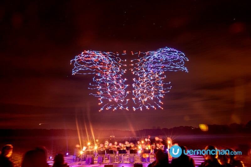 Intel powers the spectacular Vivid Sydney festival for 6th year running