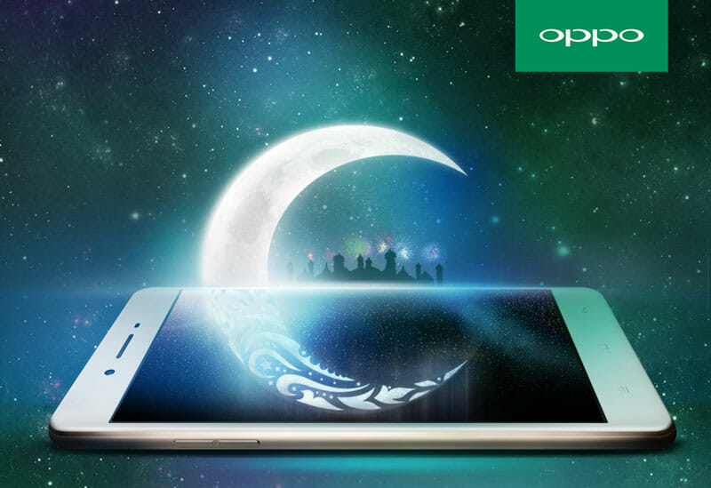 OPPO slashes MYR500 off its N3 for Raya, and that's not all