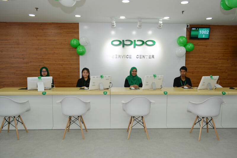 OPPO beefs up aftersales service with largest Customer Service Centre