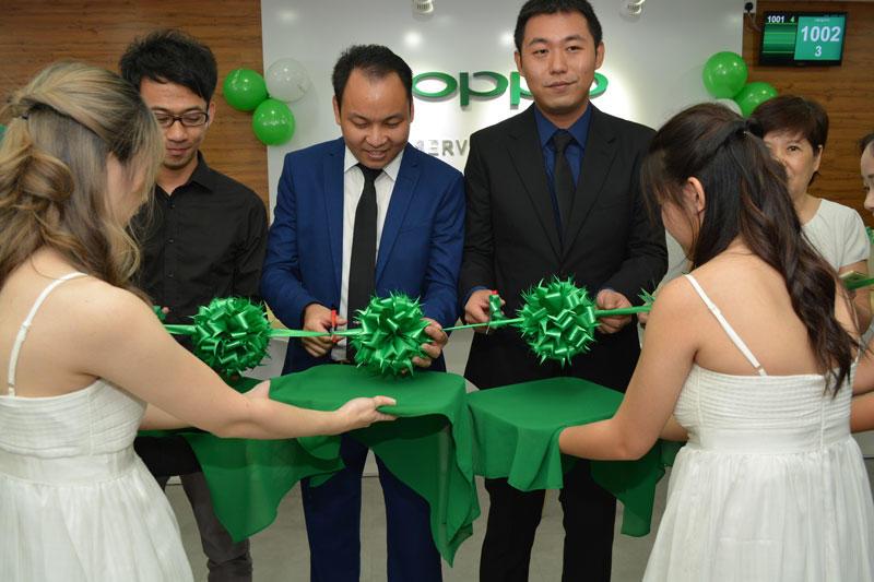 OPPO Malaysia CEO, William Fang