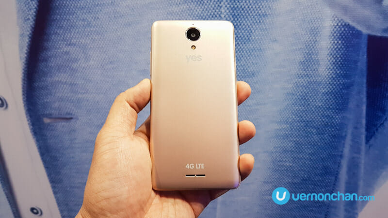First impressions: Yes Altitude, Malaysia's most affordable VoLTE smartphone