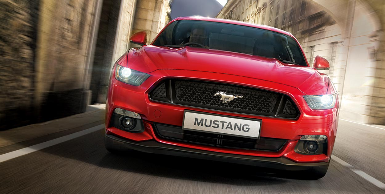 Look Out Penangites The All New Ford Mustang Is Coming To Town