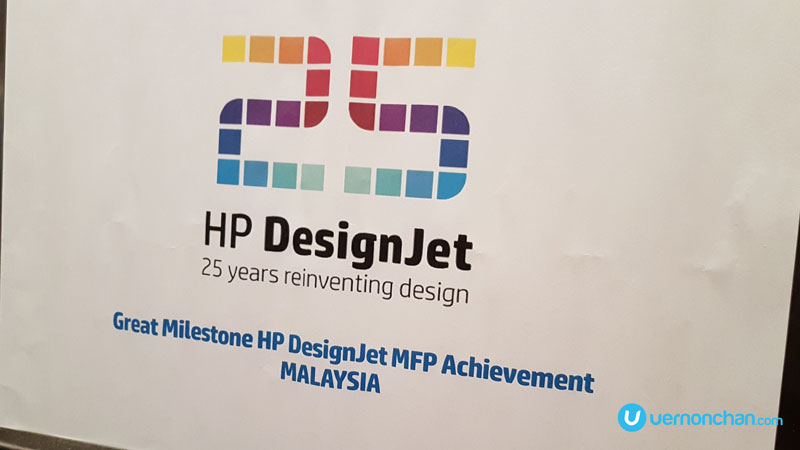 HP DesignJet celebrates 25th Anniversary with 1050% MFP growth in Malaysia