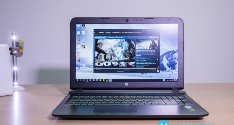 HP Pavilion Gaming Notebook