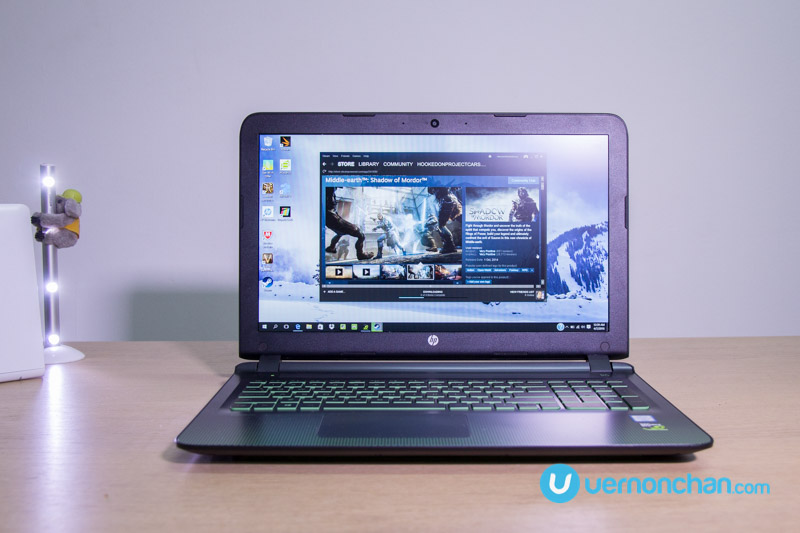 HP Pavilion Gaming Notebook review: Gaming on a budget