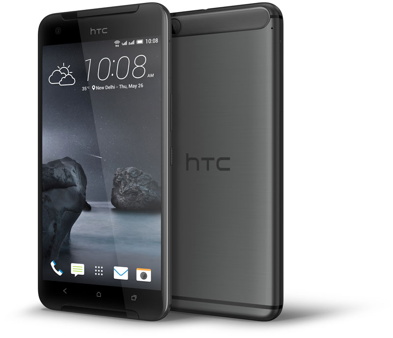 HTC One X9: HTC's silky all-metal mid-range smartphone