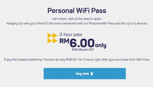 webe WiFi Pass