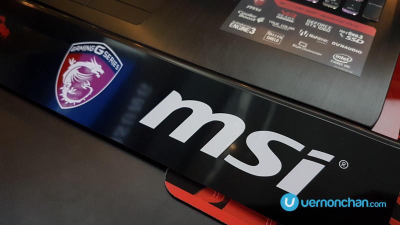 MSI NVIDIA GeForce GTX 10 Series launch