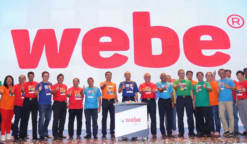 webe launch