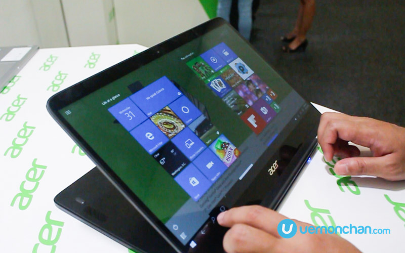 Acer brings a new spin to extreme portability with new Spin 7