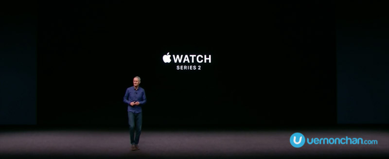 Apple Watch Series 2 goes official – swim-proof, built-in GPS, new bands and cases