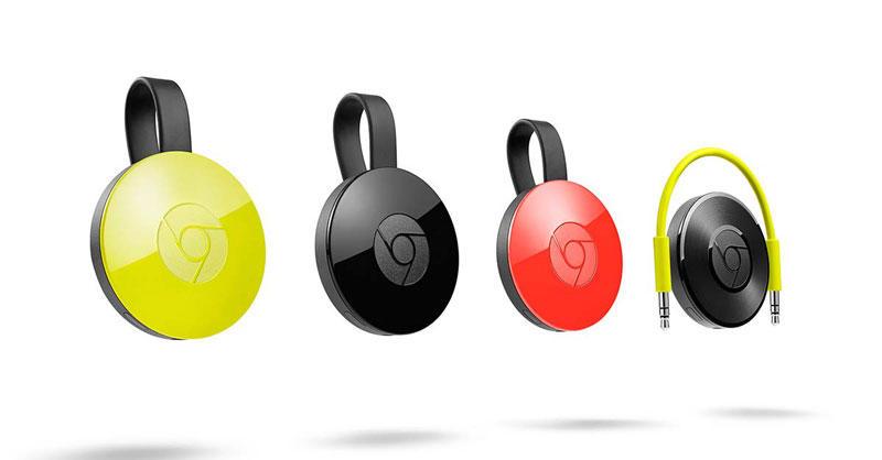 Chromecast family