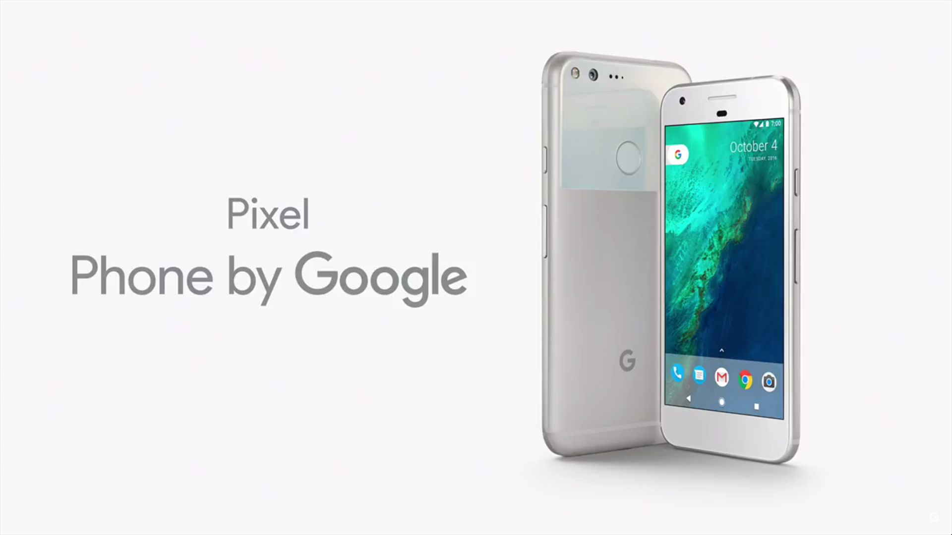 Move over Nexus, here comes Google Pixel
