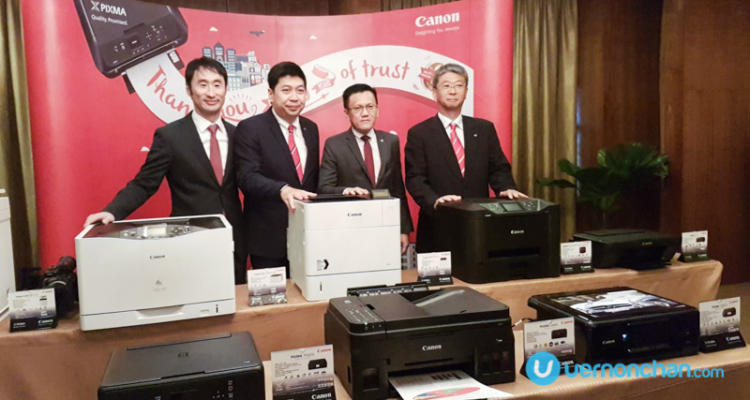 Canon 2H 2016 Printer Launch