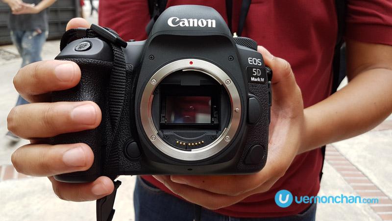 Canon EOS 5D Mark IV shoots into Malaysia