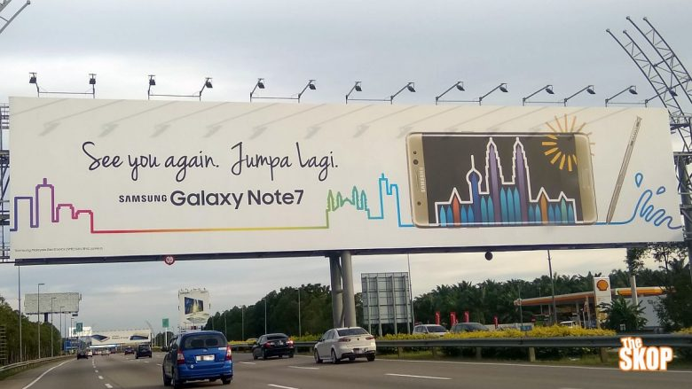 End of the road for Samsung Galaxy Note7?