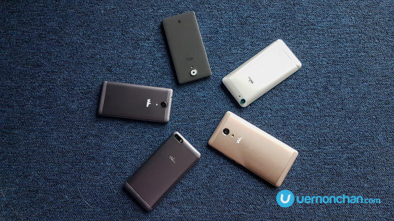 Wiko Y-range and U-range