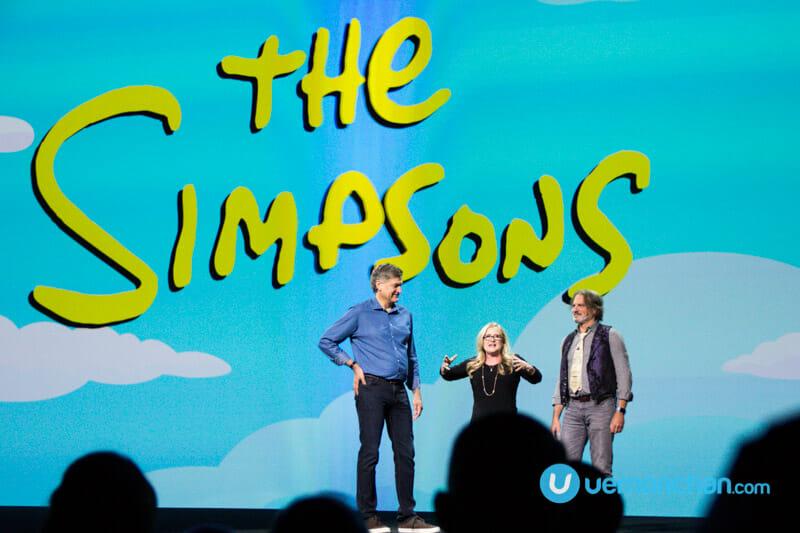 Adobe + The Simpsons