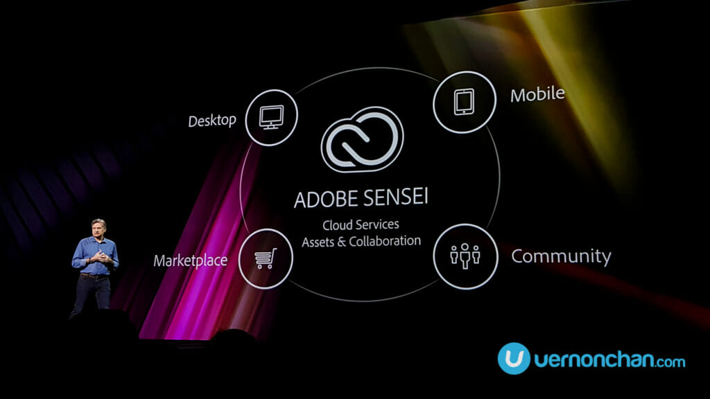 Adobe Sensei is mind-blowingly awesome, and it's just getting started