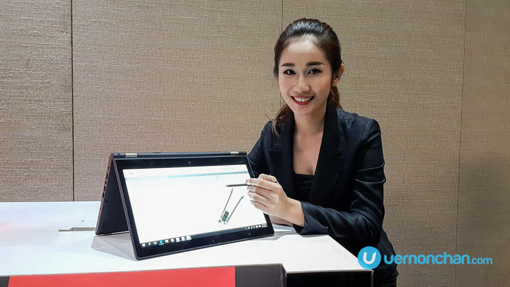 ThinkPad P40 Yoga Mobile Workstation makes debut in Malaysia