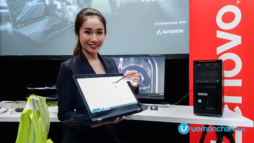 ThinkStation P410 Workstation and ThinkVision X1 4K monitor make entry into Malaysia