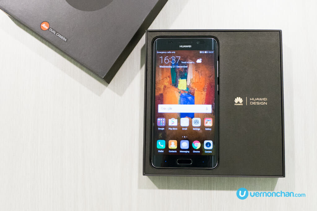 The ultimate Huawei Mate 9 Pro hits stores in Malaysia today