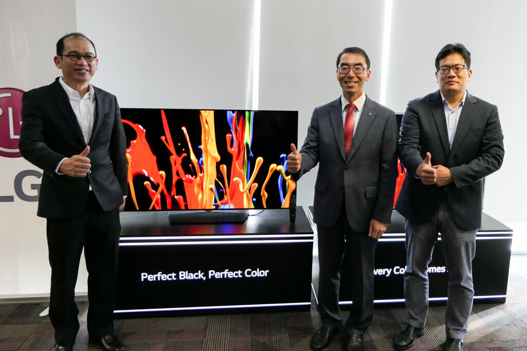LG's future-proof OLED B6 TV brings HDR cinematics to your living room
