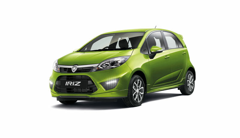 "Proton Iriz clinches ""Budget Car of the Year"" at 2016 ASEAN COTY Awards"
