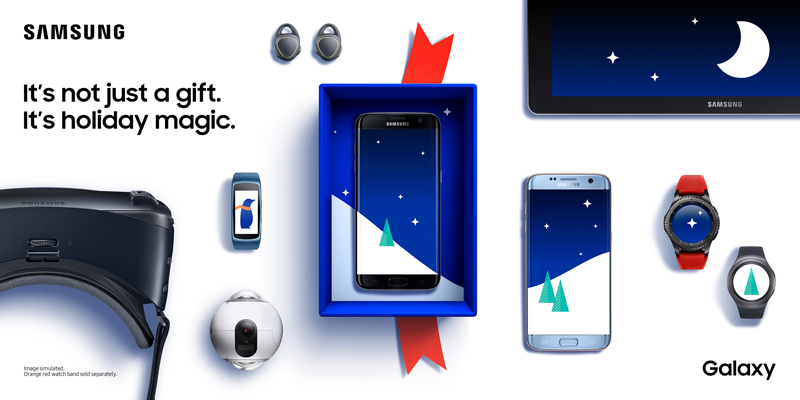 Samsung brings holiday magic with up to MYR300 rebates on Galaxy devices
