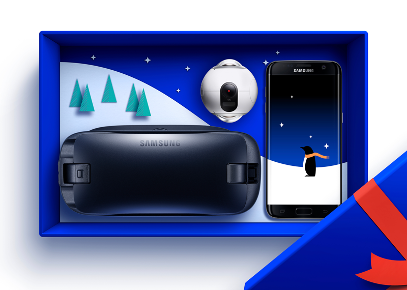 Samsung Holiday