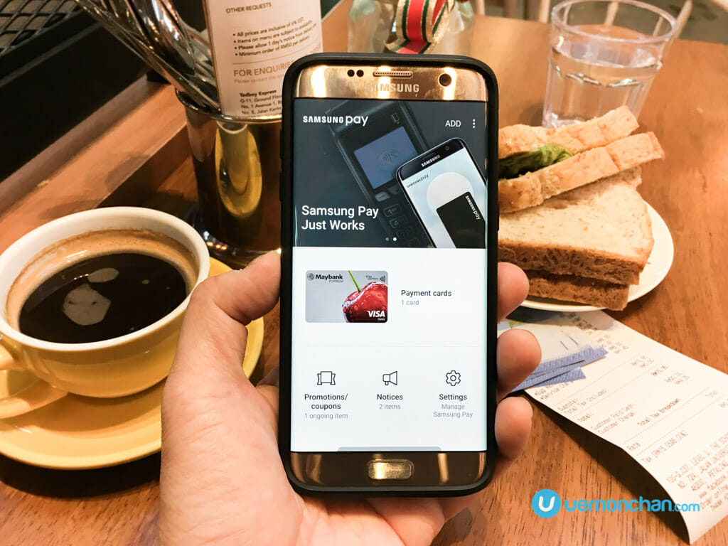 Samsung Pay: The future of mobile payment is here