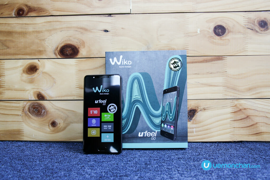 Go further with the Wiko Ufeel Go
