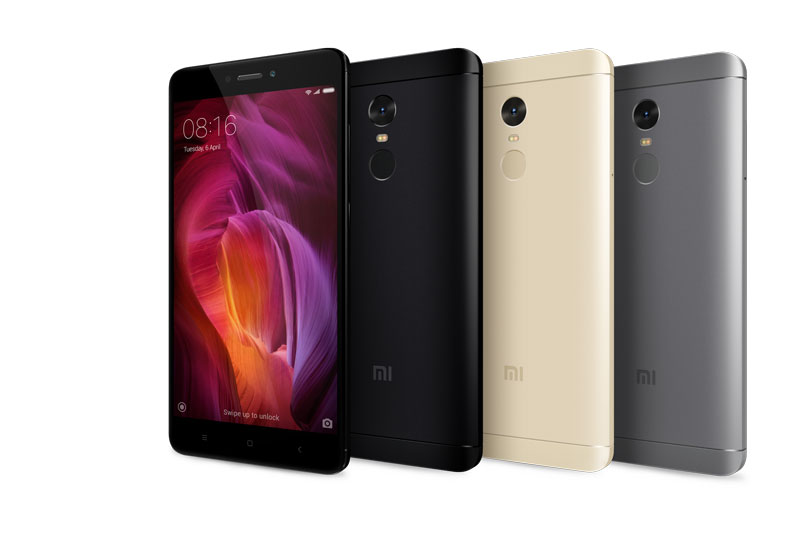 Redmi Note 4 makes global debut in India, priced from INR9,999/MYR652