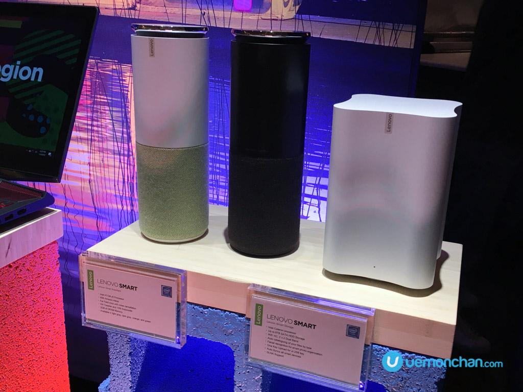 CES2017 Lenovo Smart Assistant