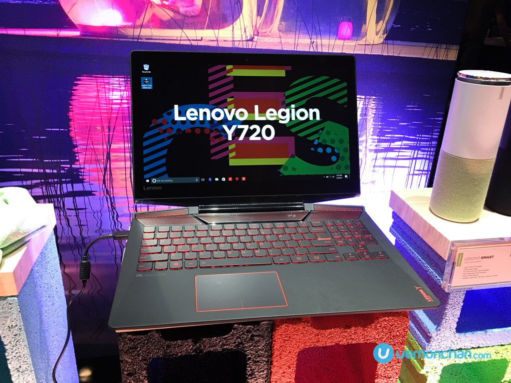 CES2017 Lenovo Legion
