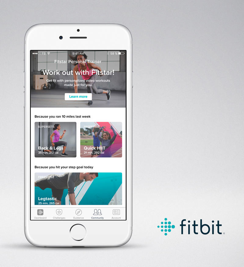 Fitstar by Fitbit