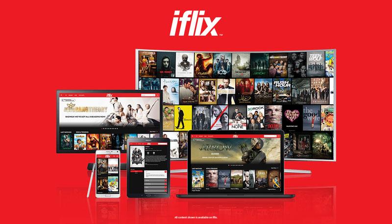 Pakistan says hello to iflix