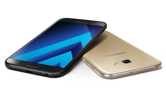 Samsung Galaxy A Seriss (2017)