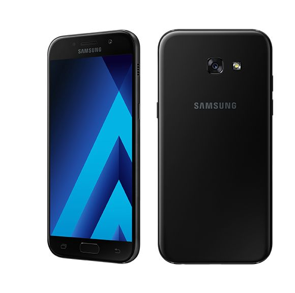 Galaxy A Series (2017) goes dust- and water-resistant, pre-orders start 6 January 2017